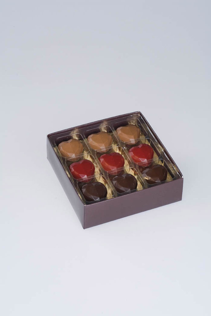 Chocolate Diamonds Goossens